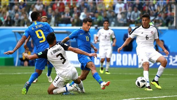 Coutinho nổ súng phút bù giờ, Brazil vỡ oà như từ cõi chết trở về - Ảnh 2.