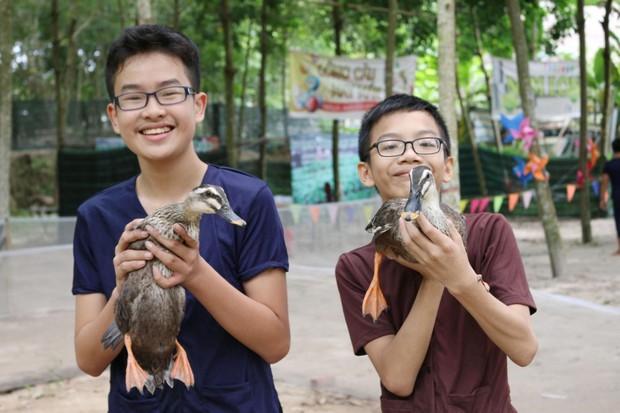 Cơ hội trải nghiệm khóa hè sôi động tại Asian School - Ảnh 3.