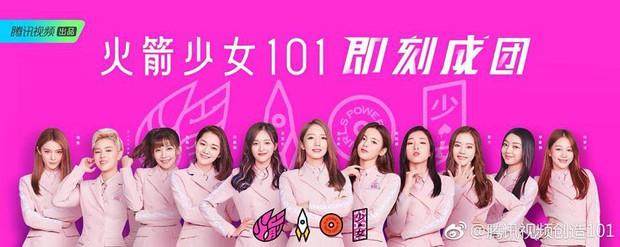 Thành viên WJSN được chọn làm center của nhóm nhạc chiến thắng Produce 101 Trung Quốc - Ảnh 1.