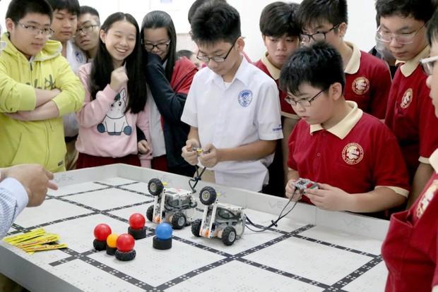 Cơ hội trải nghiệm khóa hè sôi động tại Asian School - Ảnh 6.