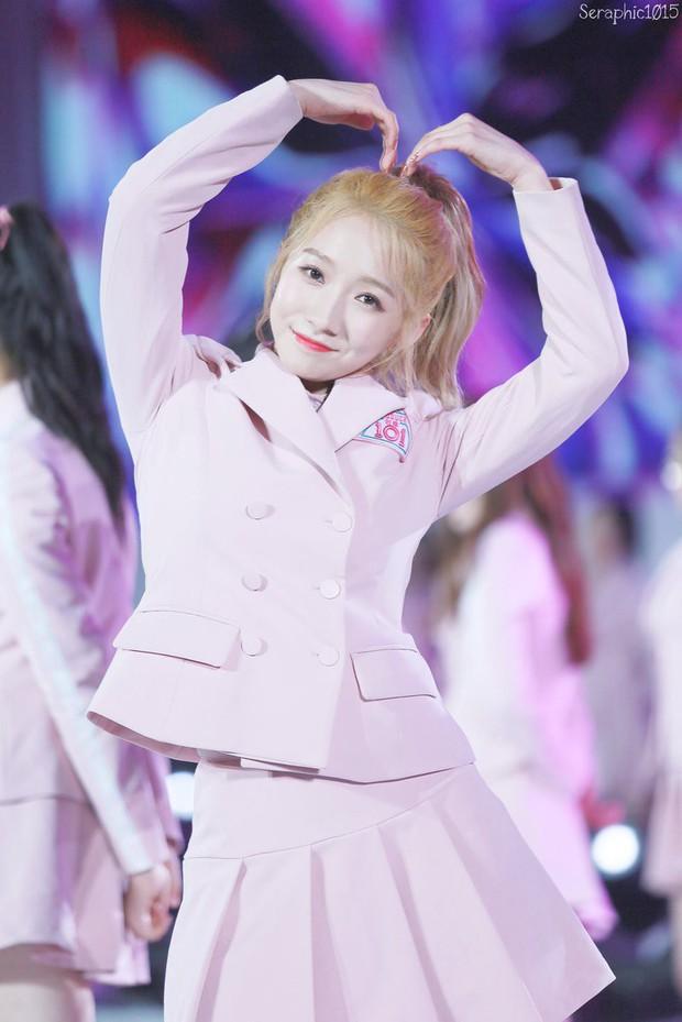 Thành viên WJSN được chọn làm center của nhóm nhạc chiến thắng Produce 101 Trung Quốc - Ảnh 3.