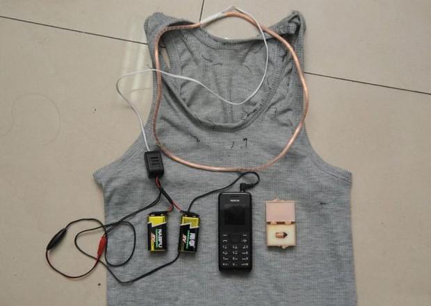 Công an Hà Nội chỉ ra những thiết bị gian lận siêu tinh vi của thí sinh thi THPT Quốc gia - Ảnh 3.