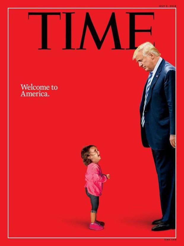 Sự thật đằng sau bức ảnh gây bão về bé gái nhập cư vào Mỹ - Ảnh 1.