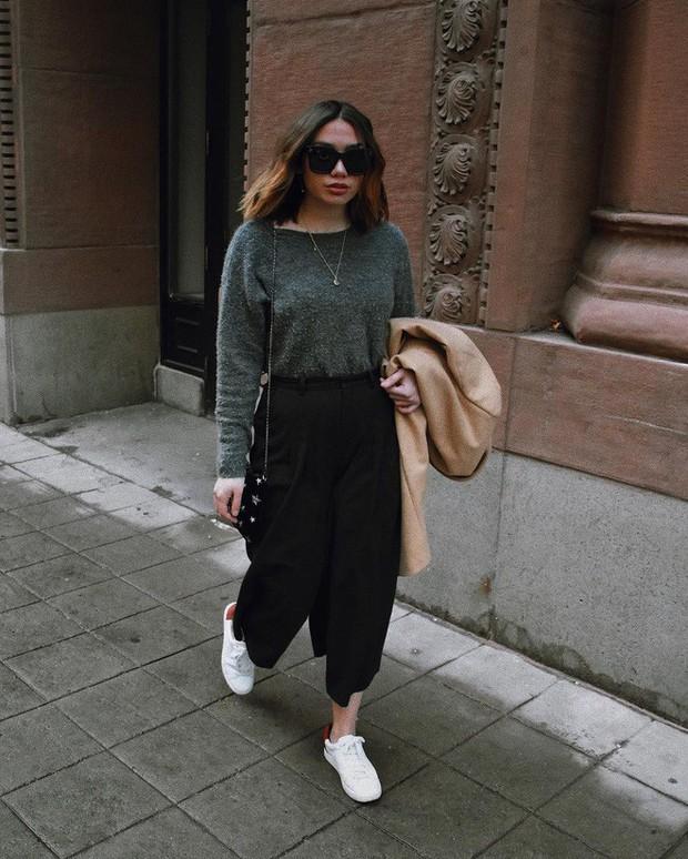 Dù đùi to nhưng cô nàng blogger này vẫn tự tin mặc đẹp nhờ 4 bí kíp đơn giản - Ảnh 11.