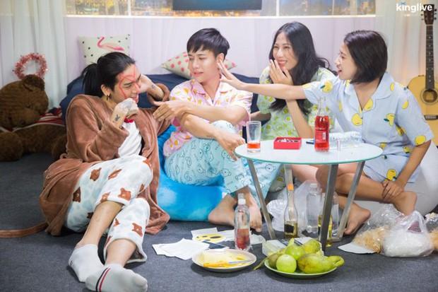 Pijama Party: BB Trần, Lou Hoàng rủ nhau phá hit của Ưng Hoàng Phúc, Phạm Quỳnh Anh - Ảnh 8.