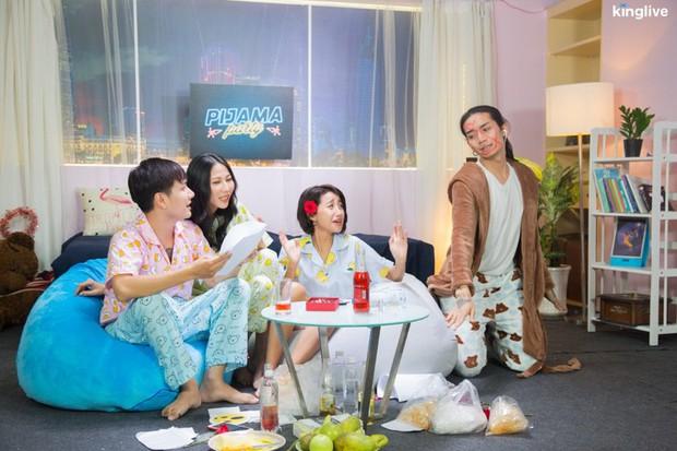 Pijama Party: BB Trần, Lou Hoàng rủ nhau phá hit của Ưng Hoàng Phúc, Phạm Quỳnh Anh - Ảnh 10.