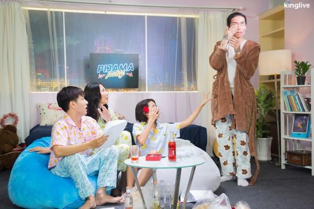 Pijama Party: BB Trần, Lou Hoàng rủ nhau phá hit của Ưng Hoàng Phúc, Phạm Quỳnh Anh - Ảnh 11.