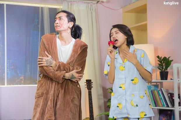 Pijama Party: BB Trần, Lou Hoàng rủ nhau phá hit của Ưng Hoàng Phúc, Phạm Quỳnh Anh - Ảnh 12.