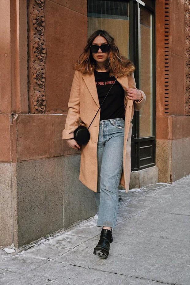 Dù đùi to nhưng cô nàng blogger này vẫn tự tin mặc đẹp nhờ 4 bí kíp đơn giản - Ảnh 8.