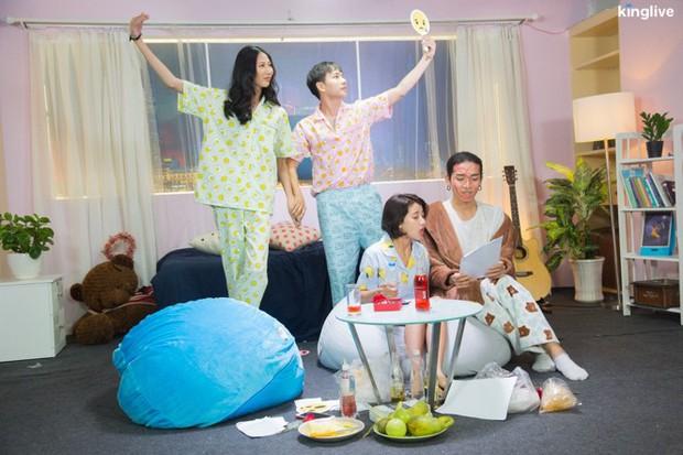 Pijama Party: BB Trần, Lou Hoàng rủ nhau phá hit của Ưng Hoàng Phúc, Phạm Quỳnh Anh - Ảnh 13.