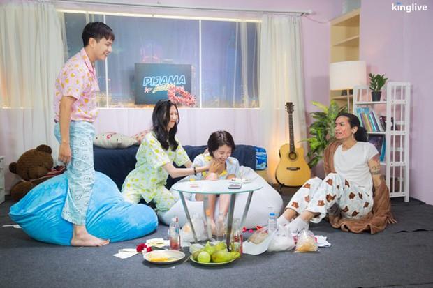 Pijama Party: BB Trần, Lou Hoàng rủ nhau phá hit của Ưng Hoàng Phúc, Phạm Quỳnh Anh - Ảnh 15.