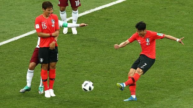 Hàn Quốc đã ghi dấu ấn với lối chơi nhiệt huyết, chiến đấu đến cùng ở World Cup 2018 - Ảnh 2.