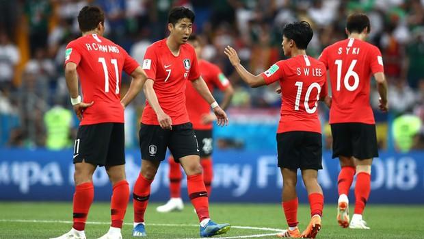 Hàn Quốc đã ghi dấu ấn với lối chơi nhiệt huyết, chiến đấu đến cùng ở World Cup 2018 - Ảnh 4.