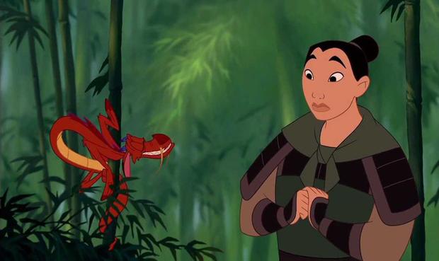 9 trợ thủ động vật nhỏ nhưng có võ thuộc dàn hậu cung Disney - Ảnh 3.