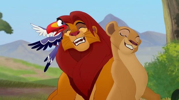 9 trợ thủ động vật nhỏ nhưng có võ thuộc dàn hậu cung Disney - Ảnh 22.