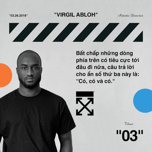 Đưa trùm sò thời trang đường phố về làm street-wear hạng sang: Louis Vuitton đang toan tính gì với Virgil Abloh? - Ảnh 7.