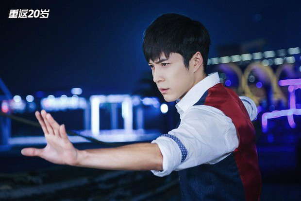 """""""Tam thiếu gia"""" Hàn Đông Quân """"Trở Lại Tuổi 20"""" cùng Hồ Băng Khanh trong phim truyền hình mới - Ảnh 4."""