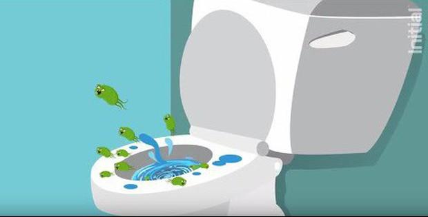 Không dám đặt mông lên bồn cầu trong toilet công cộng, bạn đã phạm phải một sai lầm rất lớn - Ảnh 6.