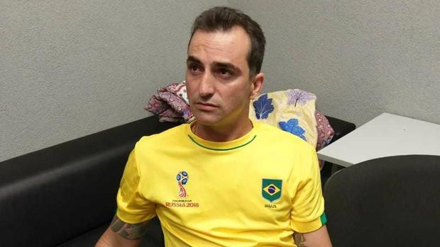Cảnh sát Nga để tội phạm Brazil xem hết trận World Cup của đội tuyển rồi mới bắt - Ảnh 1.