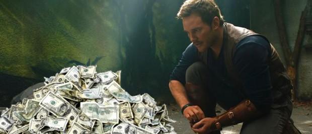 Khủng long thống trị phòng vé Bắc Mỹ với 150 triệu đô mở màn - Ảnh 3.