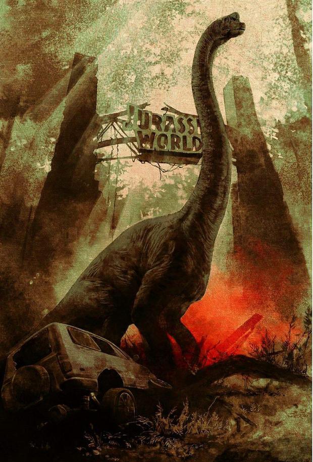 Bi kịch chú khủng long cổ dài lấy nước mắt khán giả ở Jurassic World: Fallen Kingdom - Ảnh 4.