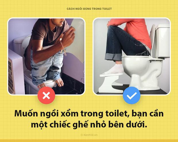 Không dám đặt mông lên bồn cầu trong toilet công cộng, bạn đã phạm phải một sai lầm rất lớn - Ảnh 5.