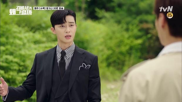 Thư Ký Kim tập 7: Hiếm có nam phụ phim Hàn nào ngứa mắt như anh trai của Park Seo Joon! - Ảnh 10.