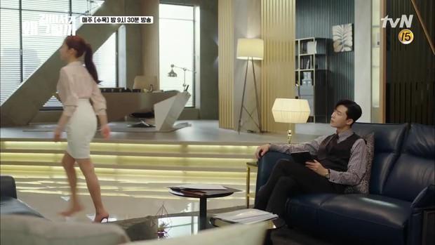 Thư Ký Kim tập 7: Hiếm có nam phụ phim Hàn nào ngứa mắt như anh trai của Park Seo Joon! - Ảnh 4.