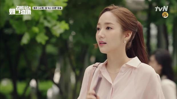 Thư Ký Kim tập 7: Hiếm có nam phụ phim Hàn nào ngứa mắt như anh trai của Park Seo Joon! - Ảnh 8.
