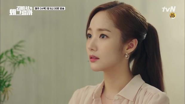 Thư Ký Kim tập 7: Hiếm có nam phụ phim Hàn nào ngứa mắt như anh trai của Park Seo Joon! - Ảnh 14.