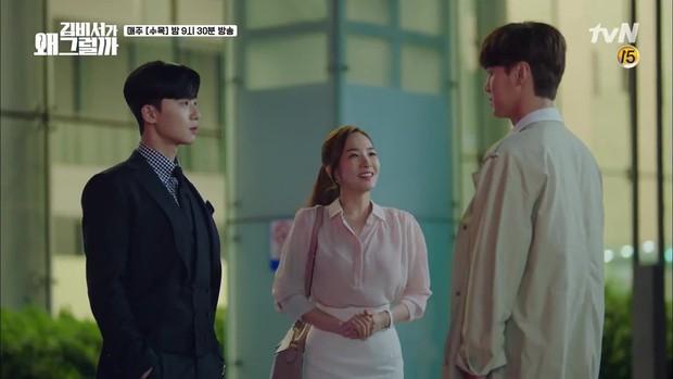 Thư Ký Kim tập 7: Hiếm có nam phụ phim Hàn nào ngứa mắt như anh trai của Park Seo Joon! - Ảnh 15.