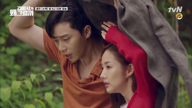 Thư Ký Kim tập 7: Hiếm có nam phụ phim Hàn nào ngứa mắt như anh trai của Park Seo Joon! - Ảnh 18.