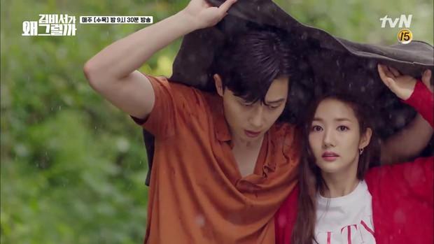 Thư Ký Kim tập 7: Hiếm có nam phụ phim Hàn nào ngứa mắt như anh trai của Park Seo Joon! - Ảnh 19.