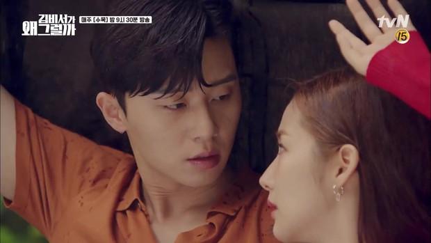 Thư Ký Kim tập 7: Hiếm có nam phụ phim Hàn nào ngứa mắt như anh trai của Park Seo Joon! - Ảnh 20.