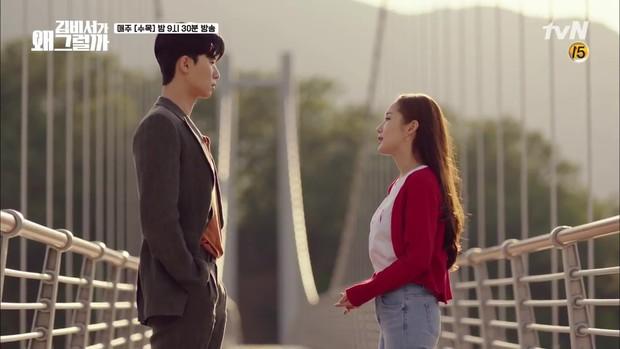 Thư Ký Kim tập 7: Hiếm có nam phụ phim Hàn nào ngứa mắt như anh trai của Park Seo Joon! - Ảnh 23.