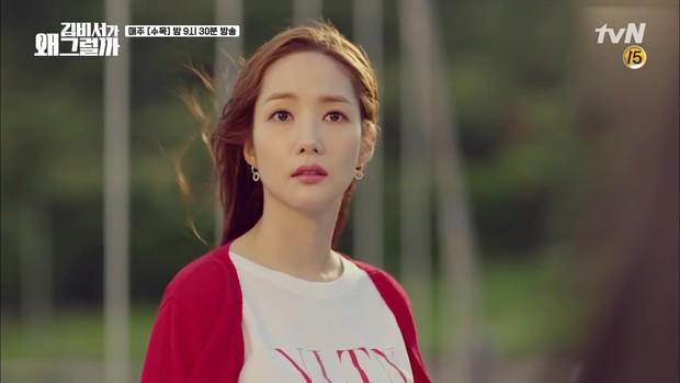 Thư Ký Kim tập 7: Hiếm có nam phụ phim Hàn nào ngứa mắt như anh trai của Park Seo Joon! - Ảnh 24.