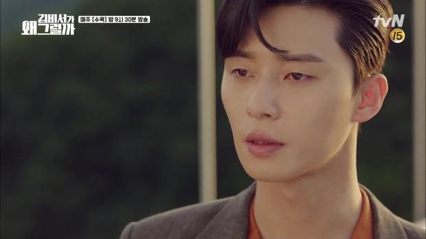 Thư Ký Kim tập 7: Hiếm có nam phụ phim Hàn nào ngứa mắt như anh trai của Park Seo Joon! - Ảnh 25.