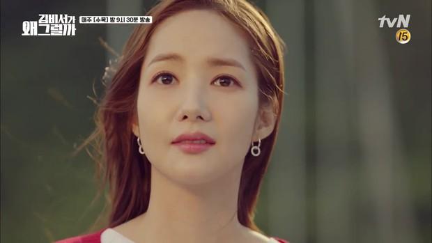 Thư Ký Kim tập 7: Hiếm có nam phụ phim Hàn nào ngứa mắt như anh trai của Park Seo Joon! - Ảnh 26.