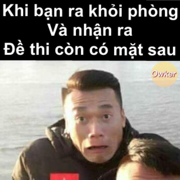 U23 Việt Nam: Không đi thi mà cũng bị dân mạng mang ảnh 50 sắc thái ra chế cháo - Ảnh 13.