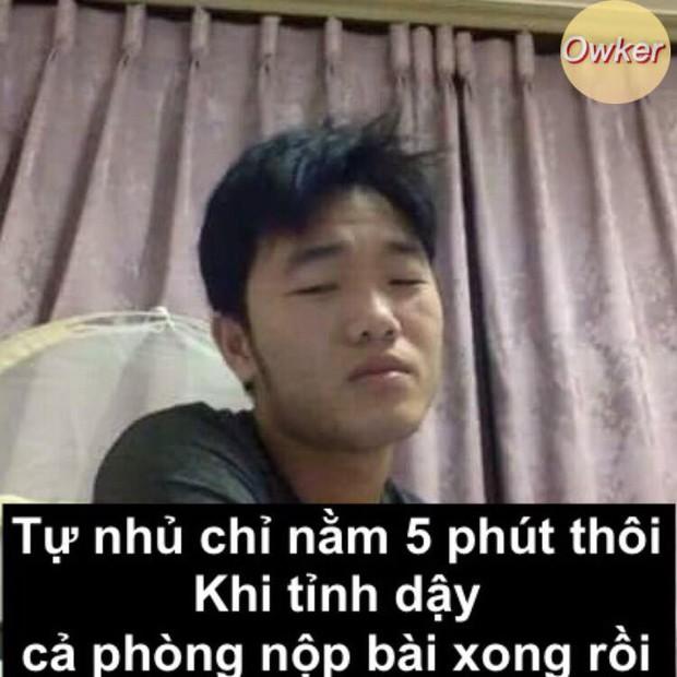 U23 Việt Nam: Không đi thi mà cũng bị dân mạng mang ảnh 50 sắc thái ra chế cháo - Ảnh 5.