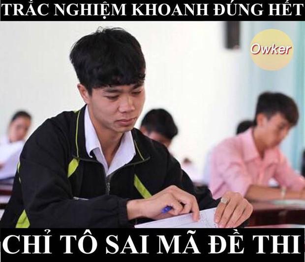 U23 Việt Nam: Không đi thi mà cũng bị dân mạng mang ảnh 50 sắc thái ra chế cháo - Ảnh 3.