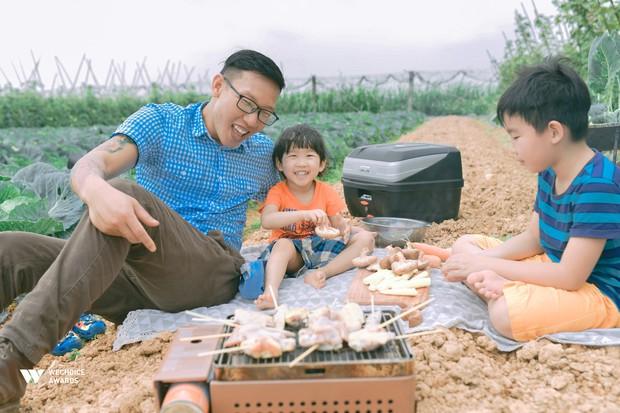 Đầu bếp Nguyễn Mạnh Hùng: Đàn ông phải biết tự nấu ăn để chăm sóc chính mình, rồi mới biết cách chăm sóc mọi người xung quanh - Ảnh 1.