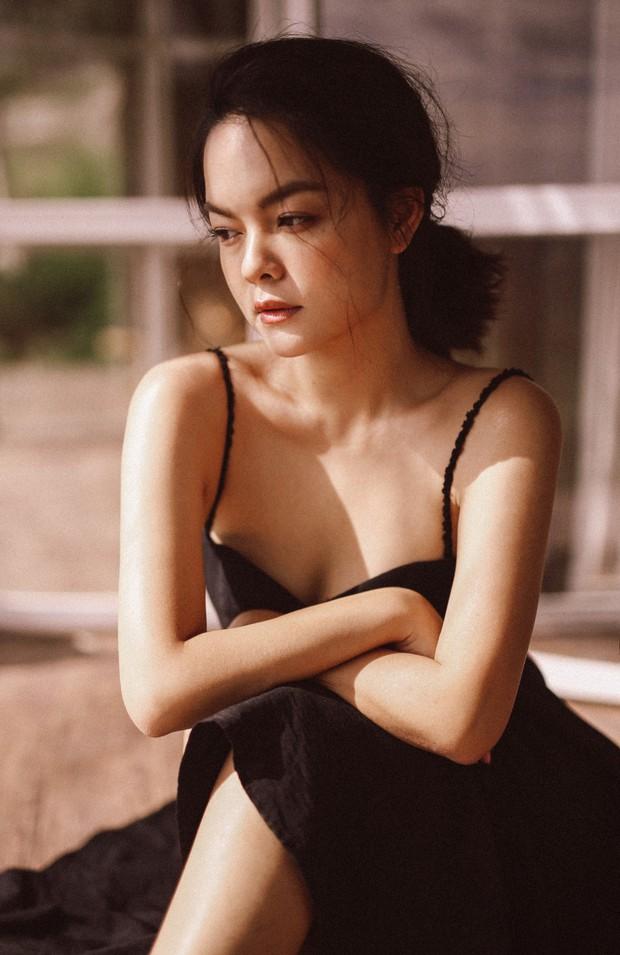 Phạm Quỳnh Anh khoe trọn lưng trần gợi cảm tại Đà Lạt - Ảnh 5.