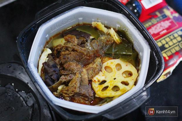 Xuất hiện loại lẩu ăn liền không cần nước nóng cũng tự sôi dành cho hội lười - Ảnh 8.