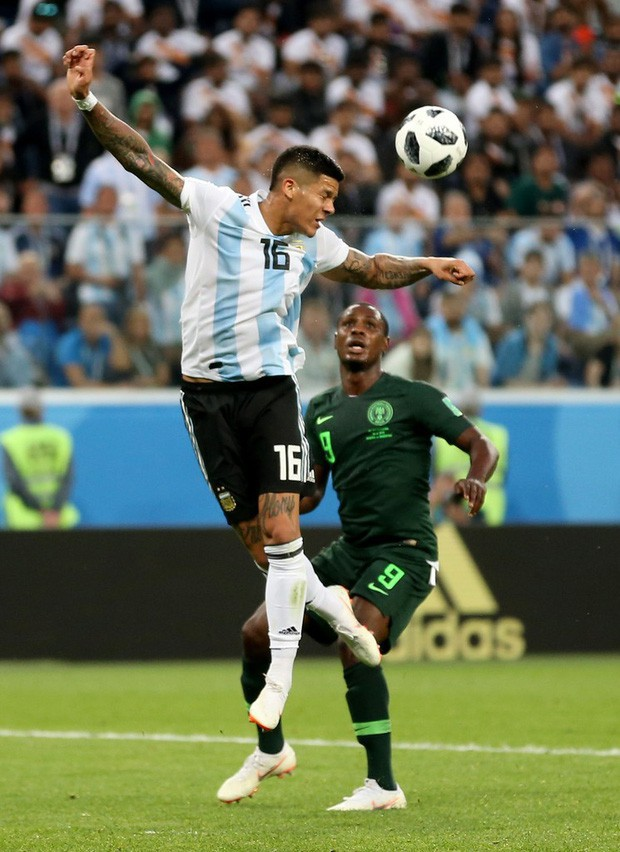 VAR lại lên thớt sau chiến thắng của Argentina dù vừa hôm qua bị chửi thẳng mặt - Ảnh 1.