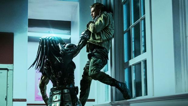 The Predator gây khiếp đảm với loài quái vật mới: giết người như ngóe, giết luôn đồng loại! - Ảnh 5.