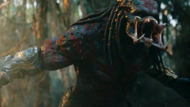 The Predator gây khiếp đảm với loài quái vật mới: giết người như ngóe, giết luôn đồng loại! - Ảnh 6.