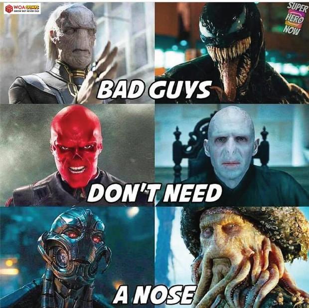 Đã tìm ra 4 điểm chung của những kẻ xấu lại còn thích đóng vai ác! - Ảnh 1.
