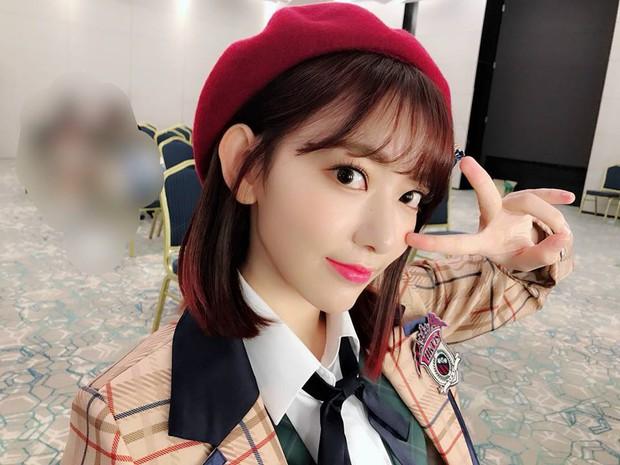Bị chê tơi tả tại Produce 48, tại sao cô nàng center này lại nổi tiếng tại Nhật Bản? - Ảnh 1.