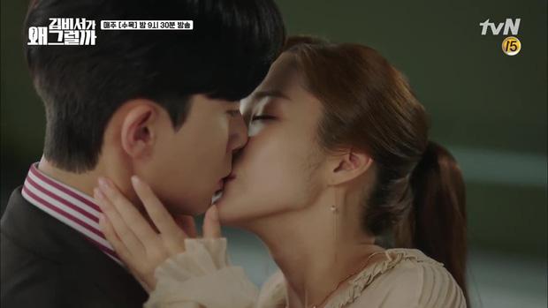 Thư Ký Kim: Gian nan đủ đường, đôi chính cuối cùng đã hôn nhau đầy mãnh liệt - Ảnh 13.